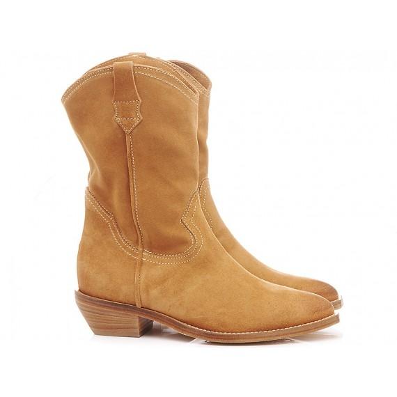 Curiositè Women's Ankle Boots Suede 1555
