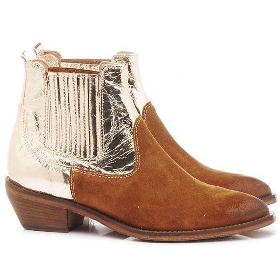 Curiositè Women's Ankle Boots Suede 1557