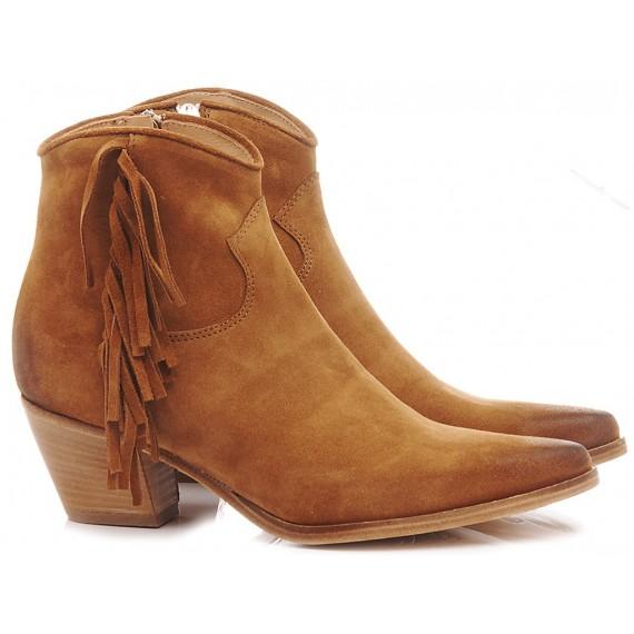 Curiositè Women's Ankle Boots Suede 1521