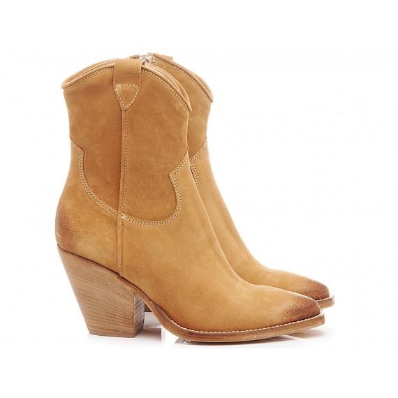 Curiositè Women's Ankle Boots Suede TX1
