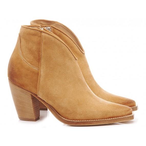Curiositè Women's Ankle Boots Suede 1511