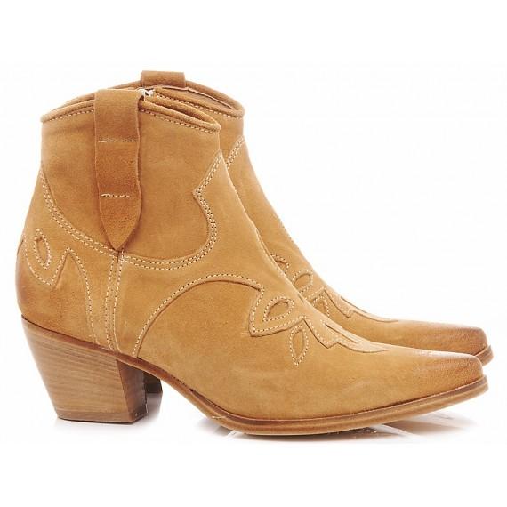 Curiositè Women's Ankle Boots Suede 1524