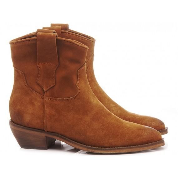 Curiositè Women's Ankle Boots Suede 1478