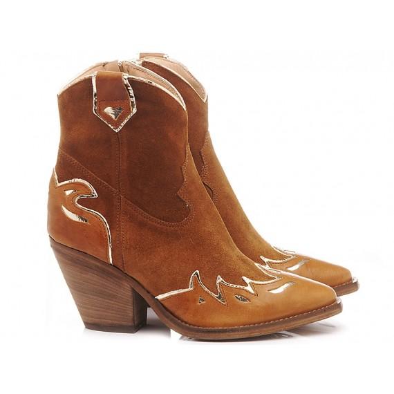 Curiositè Women's Ankle Boots Suede 1312
