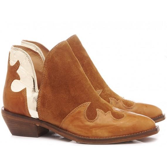Curiositè Women's Ankle Boots Suede 1580