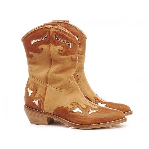 Curiositè Women's Ankle Boots Suede 1581