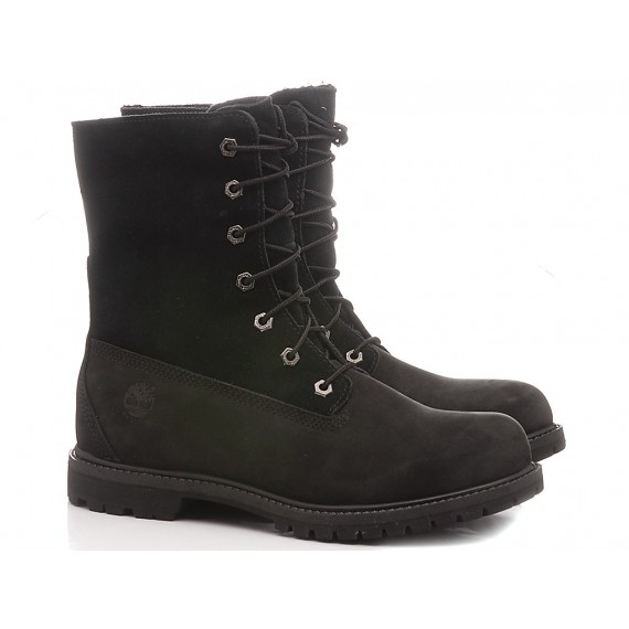 Timberland Scarpe-Polacchine Autentic Wp Fleece Black