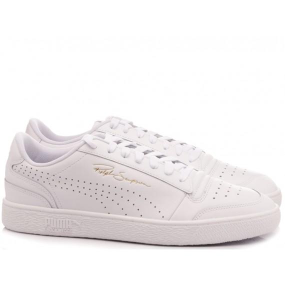 Puma Man's Sneakers Ralph Sampson Lo Perf 371591 01