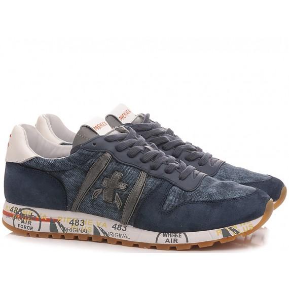 Premiata Men's Sneakers Eric 4668