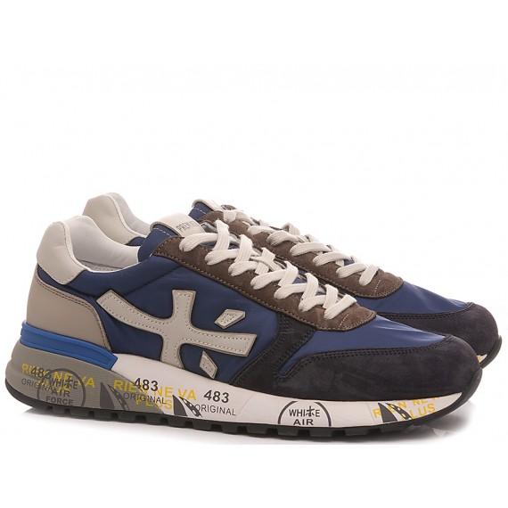 Premiata Men's Sneakers Mick 4567