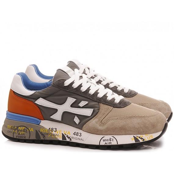 Premiata Men's Sneakers Mick 4570