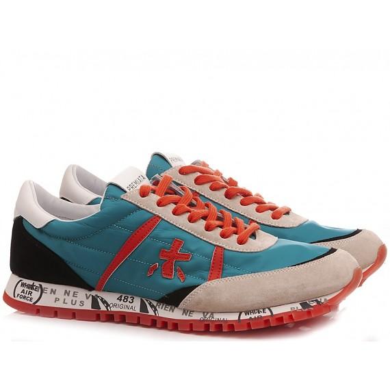 Premiata Men's Sneakers Sean 4654