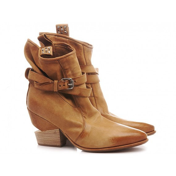 A.S. 98 Women's Ankle Boots Leather Brown 510224