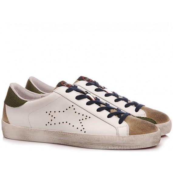 Ishikawa Men's Sneakers Basket 1810