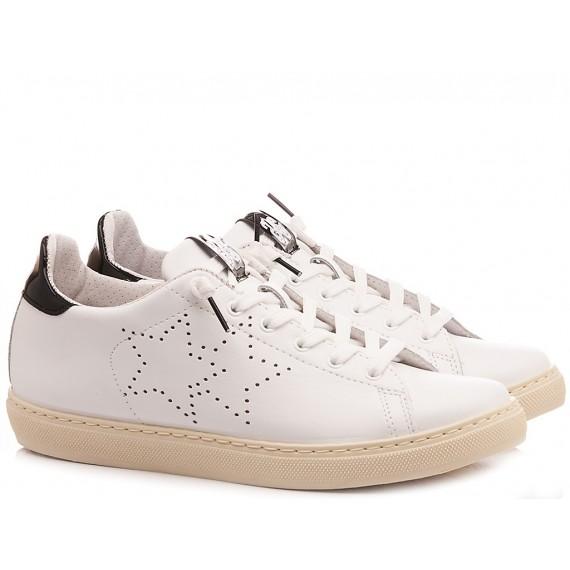 Herrenschuhe 2-Star Weiße Leder 2SU2688