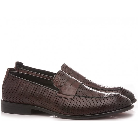 Exton Men's Shoes Loafers Leather 5378