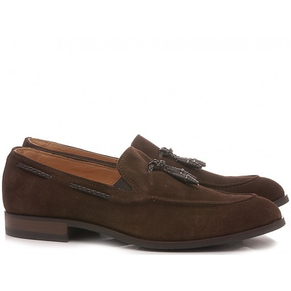 Exton Men's Shoes Loafers Leather 1111