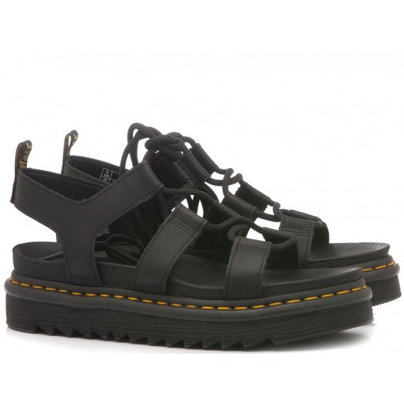 Dr. Martens Women's Sandals Nartilla Black