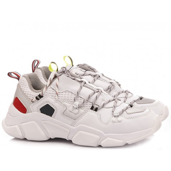 Tommy Hilfiger Sneakers Donna City Voyager Bianco