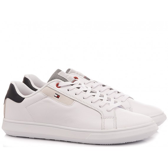 Tommy Hilfiger Sneakers Uomo Essential Bianco