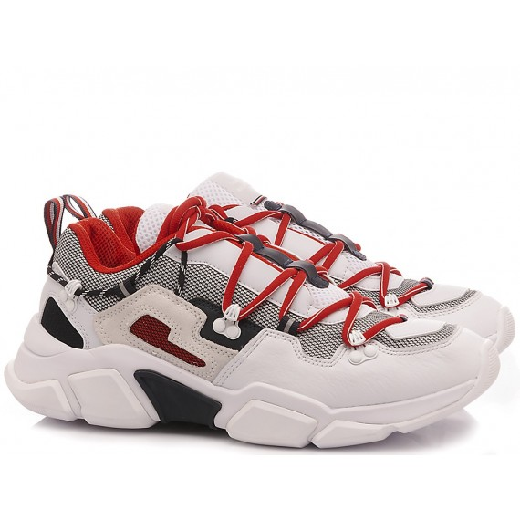 Tommy Hilfiger Sneakers Uomo City Voyager Bianco