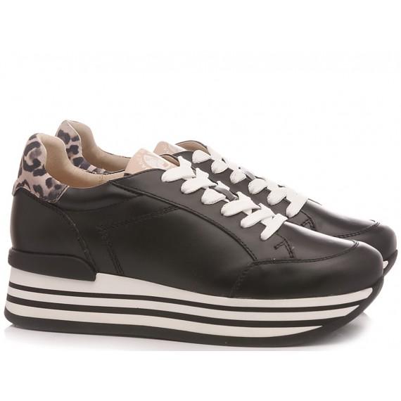 Janet Sport Women's Shoes Sneakers 45775 Black