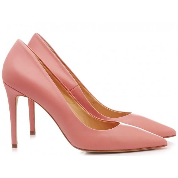 Chantal Damenschuhe Leder Pink 1029