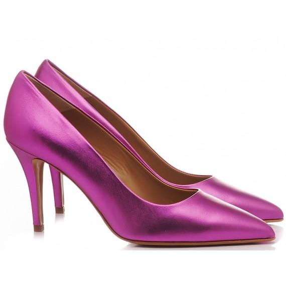 Calzaturificio Crispi Woman's Shoes Décolleté Fuxia B120