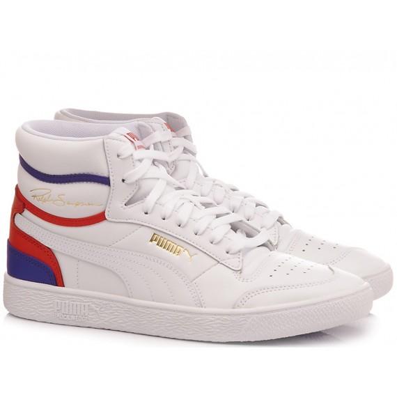 Puma Man's Sneakers Ralph Sampson Mid 370847 10
