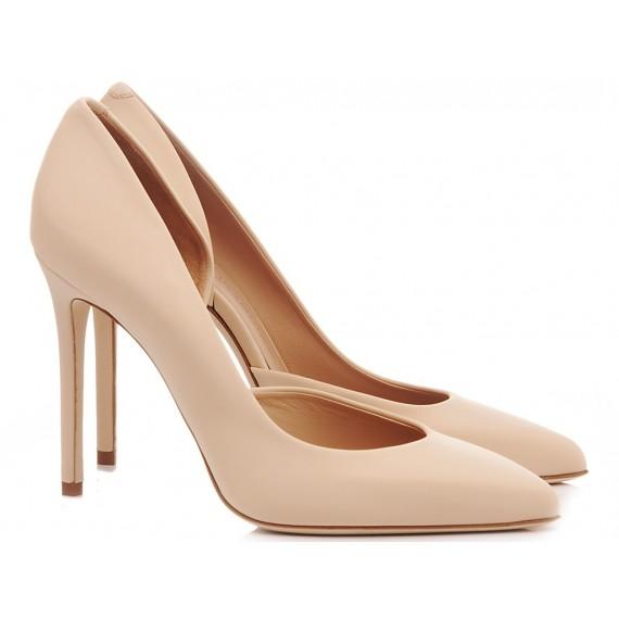 Sergio Levantesi Women's Shoes Decolletè Myla Vinil Black