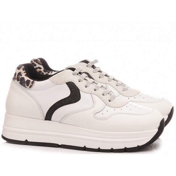 Voile Blanche Women's Sneakers Maran White-Black