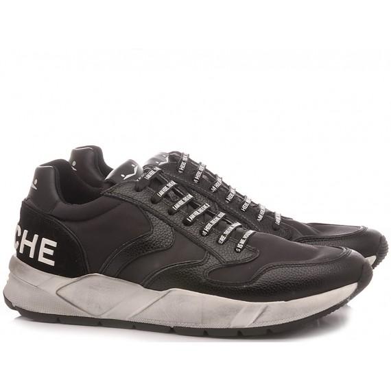 Voile Blanche Men's Sneakers Arpolh Black