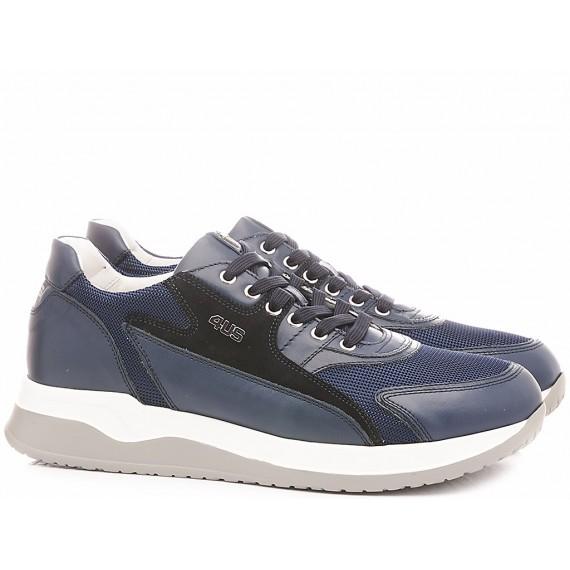 Paciotti 4US Scarpe-Sneakers Basse Uomo VVDU2TRF Navy