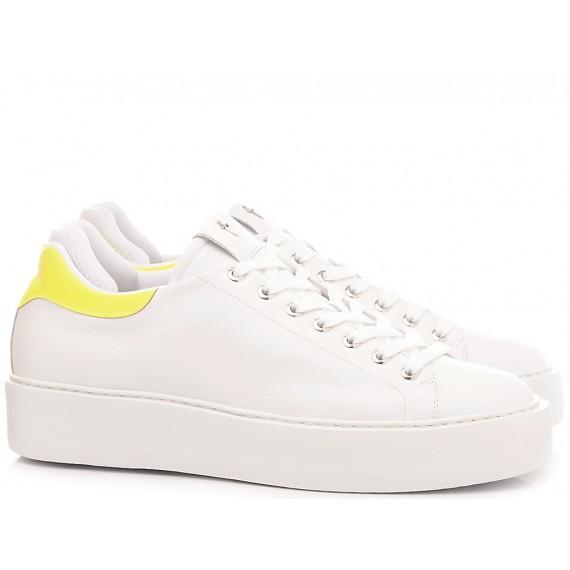 Paciotti 4US Scarpe-Sneakers Basse Uomo VVSU1TGO White