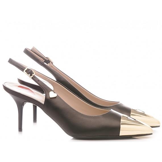 Love Moschino Scarpe Chanel Donna Pelle Nero