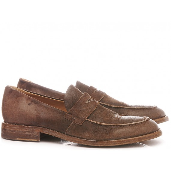 Moma Men's Shoes Loafers 2ES022-BE