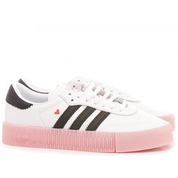 Adidas Women's Sneakers Sambarose W EF4965