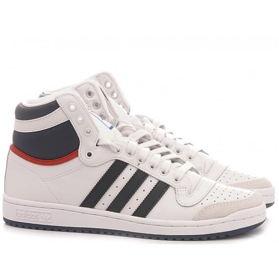 Adidas Men's Sneakers Top Ten Hi D65161