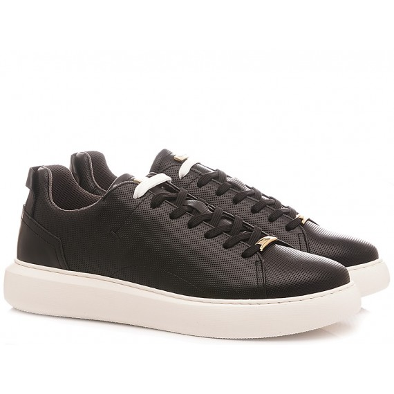 Ambitious Men's Sneakers Leather Black 8321-4838AM1