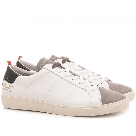 Ambitious Sneakers Uomo Pelle White 8102-1756AM1