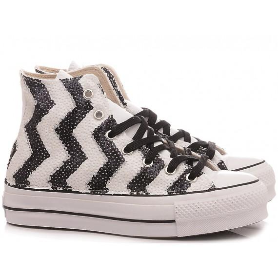 Converse All Star Sneakers Alte Donna CTAS Lift LTD HI 567400C