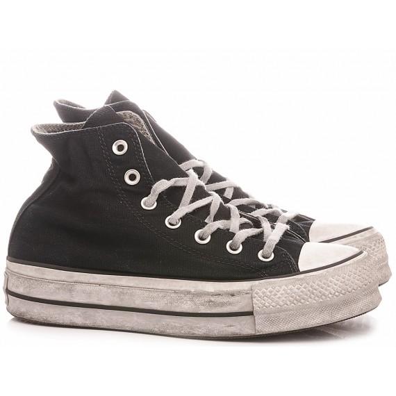 Converse All Star Sneakers Alte Donna CTAS HI Lift Canvas LTD 564627C