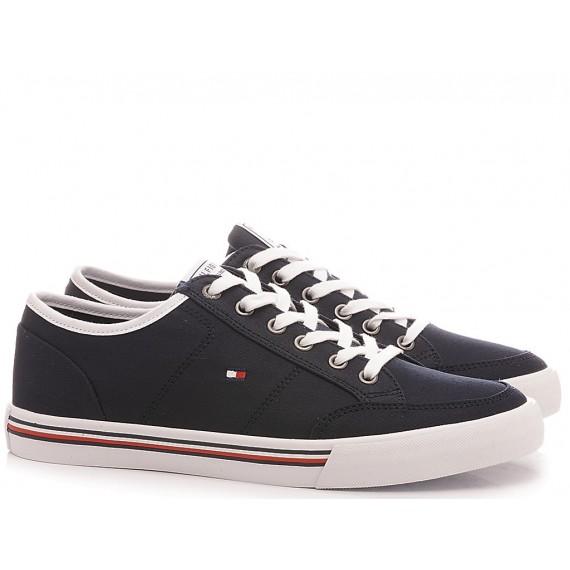 Tommy Hilfiger Sneakers Uomo Core Corporate Blu