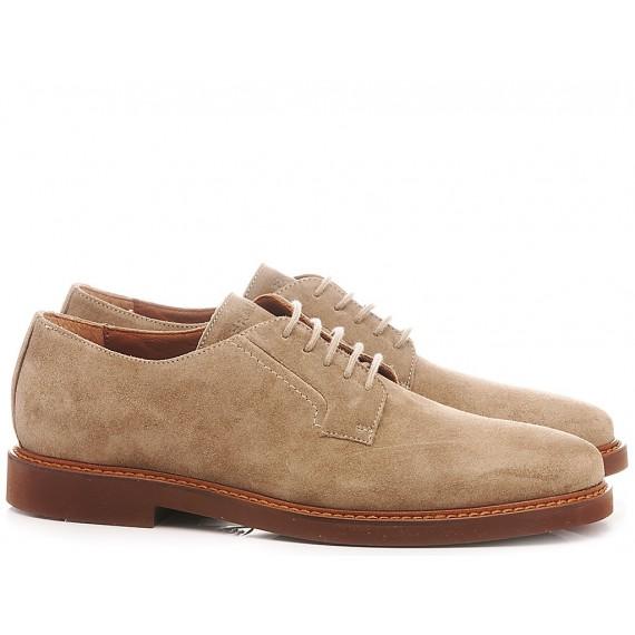 Frau Men's Shoes Suede Cork 3351