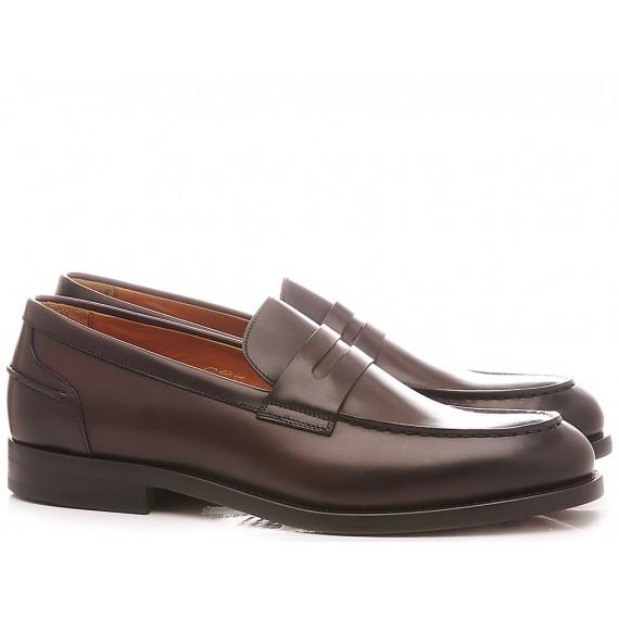 Rossi Men's Shoes Loafers Serrano Moka 6853