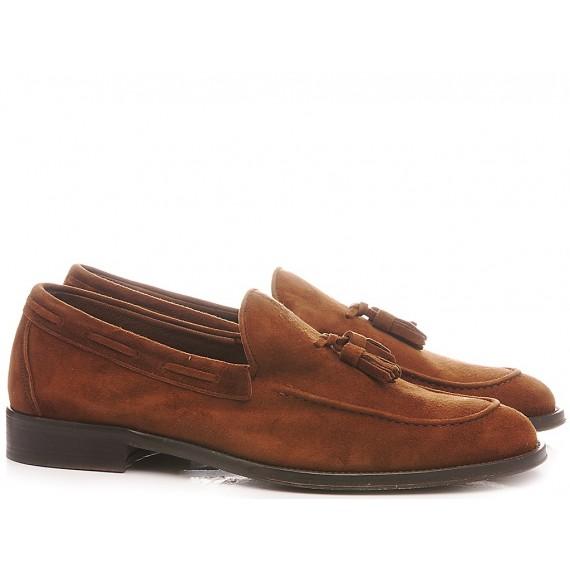 Franco Fedele Men's Loafers Suede 6412