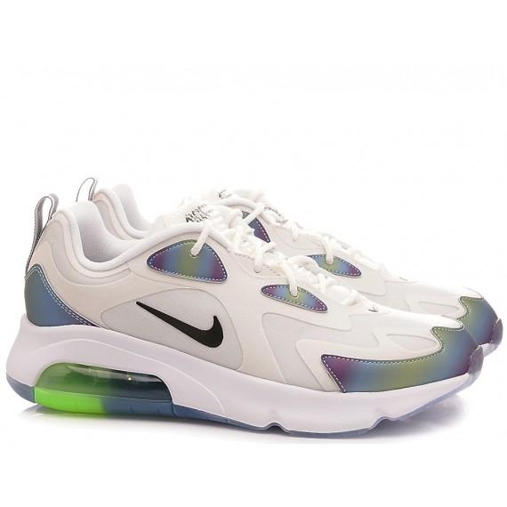 Nike Men's Sneakers Air Max 200 20 White Black