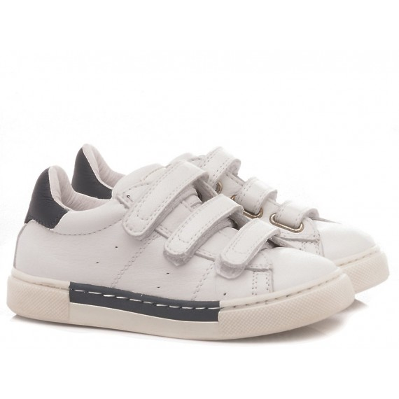 Ciao Children's Sneakers Leather White 2657
