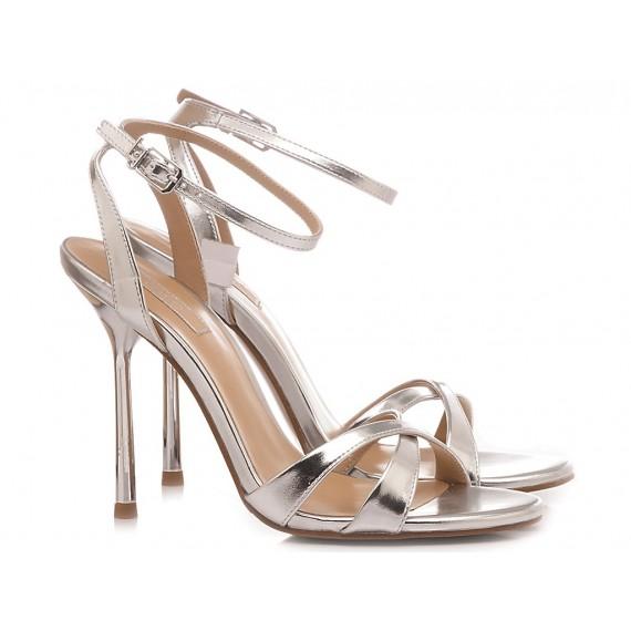 Liu.Jo Women's Sandals Nelly 01 Silver
