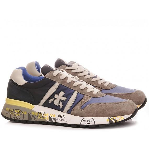 Premiata Men's Sneakers Lander 4587
